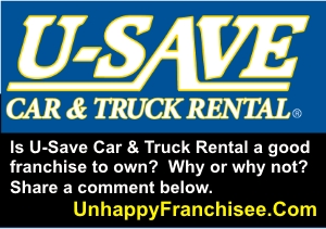 U-Save franchise