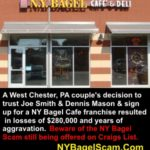 NY Bagel Scam Victims Launch Website