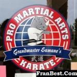 Pro Martial Arts Franchise